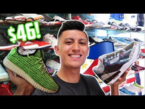 Philippines FAKE MARKET CEBU and UKAY UKAY! (CEBU VLOG)