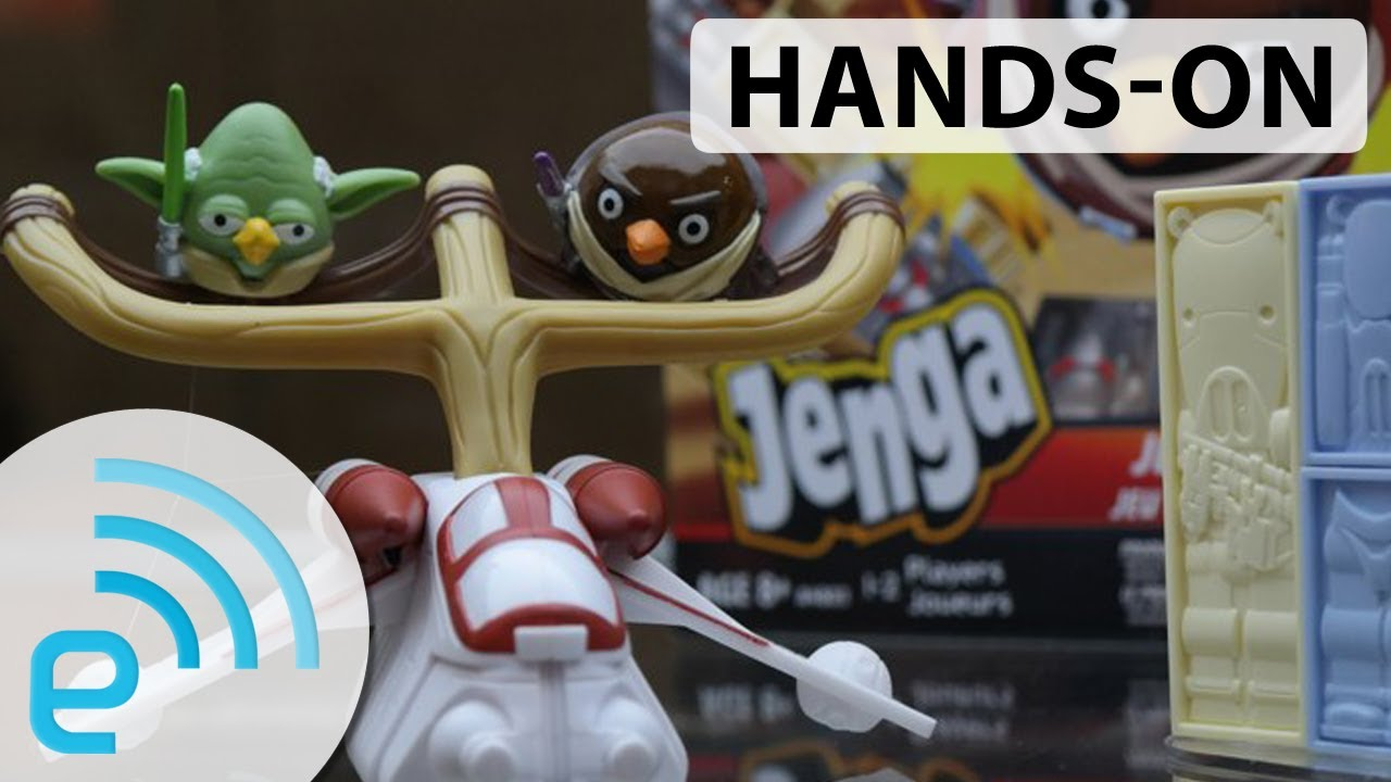 Angry Birds Star Wars 2 Telepods