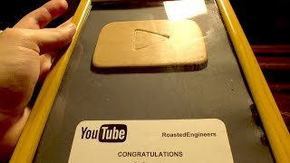 Gambar cover 10 Subs Wooden Play Button!