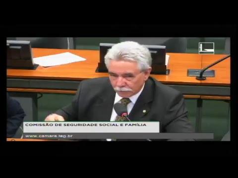 SEGURIDADE SOCIAL E FAMÍLIA - Reunião Deliberativa - 10/05/2017 - 11:07