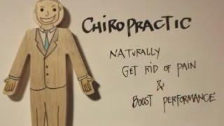 La chiropraxie illustrée par Mathieu Spencer