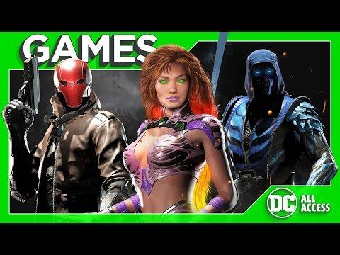 INJUSTICE 2: Ed Boon Talks DLC Plans