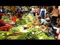 Daily Live Market In Cambodia - Market Food And Goods In My Village - Asian Market