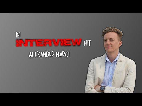 Alexander Marci im Interview   Instagram Strategien 2018