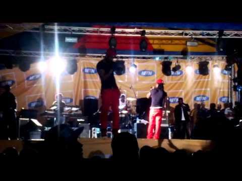 P Square à Douala (Do Me, No Easy) 21 mai 2012