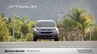 2019 Honda CR-V FWD LX - Spreen Honda (September Specials)