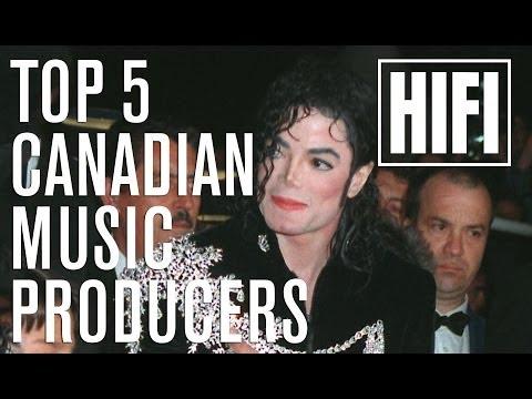 TOP 5 Canadian Music Producers - HIFI Salutes