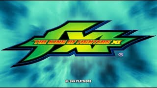 The King of Fighters XI - Intro / Opening (Full HD 1080p)