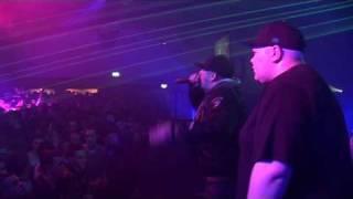 DJ Hazard Live on Valve Soundsystem with Carasel and Evil B