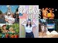 FLORIDA VLOGS 2018   MAGIC KINGDOM, TOY STORY LAND & EPCOT FOOD & WINE 🏰 DAY 5 - 8   Brogan Tate AD