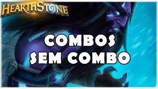 HEARTHSTONE - COMBOS SEM COMBO! (STANDARD GONK DRUID)