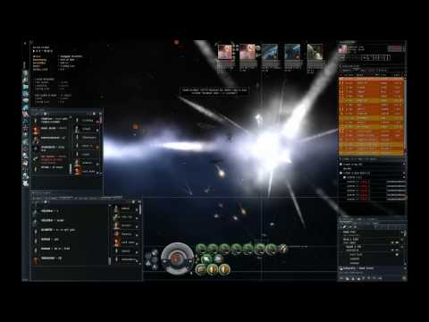 Gentlemen's Club Alliance of Eve Online: Up to Geminate Campaign