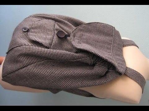 Мужской рюкзак своими руками выкройка
