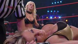 Angelina Love vs. Velvet Sky