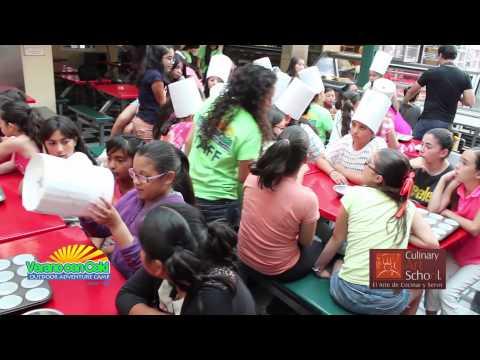 Verano con Coki & Culinary Art School Tijuana