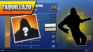 THE SKIN OF THE TAQUILLAZO IS ALREADY HERE!! I FORTNITE