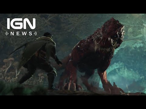 Monster Hunter World Would be 'Difficult' to Bring to Switch - IGN News