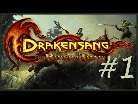 Let's Play - Drakensang the River of Time Part 1