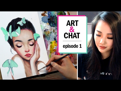 ART & CHAT // episode 1