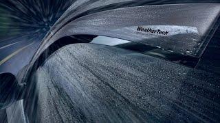 Video WeatherTech Side Window Deflectors download MP3, 3GP, MP4, WEBM, AVI, FLV Juli 2018