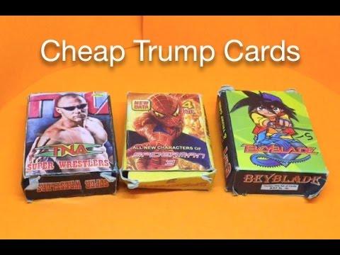 Cheap Trump Cards