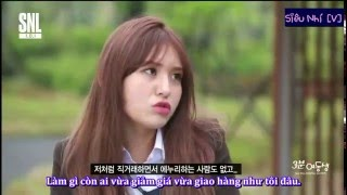 [Vietsub] I.O.I @ SNL Korea - 3Minute Sisters (3/3)