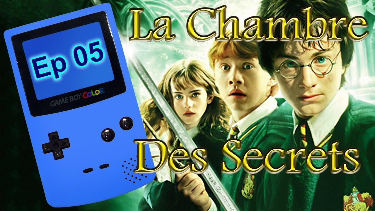 Harry potter et la chambre des secrets ep 05 gbc - Harry potter et la chambre des secrets gba ...