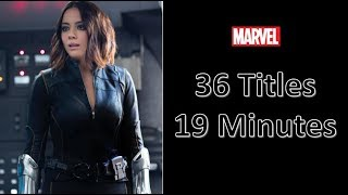 Marvel Cinematic Universe Summary - Entire MCU Recap (Movies + TV Shows) in 19 Minutes