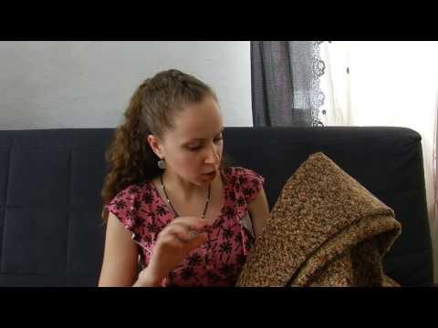 Как сшить чехол для дивана