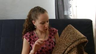 как сшить чехол на диван своими руками