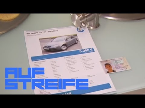 Komischer Autoverkauf: Was stimmt mit dem Angebot nicht? | Auf Streife | SAT.1 TV