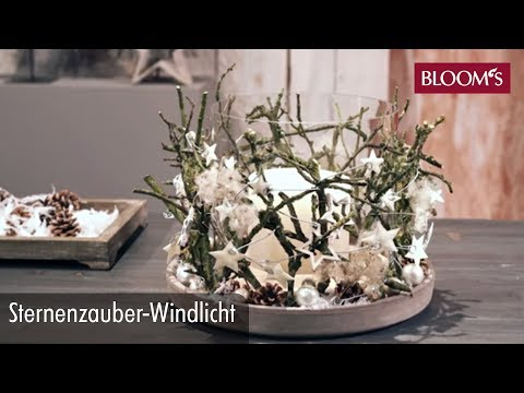 diy windlicht sternenzauber youtube. Black Bedroom Furniture Sets. Home Design Ideas