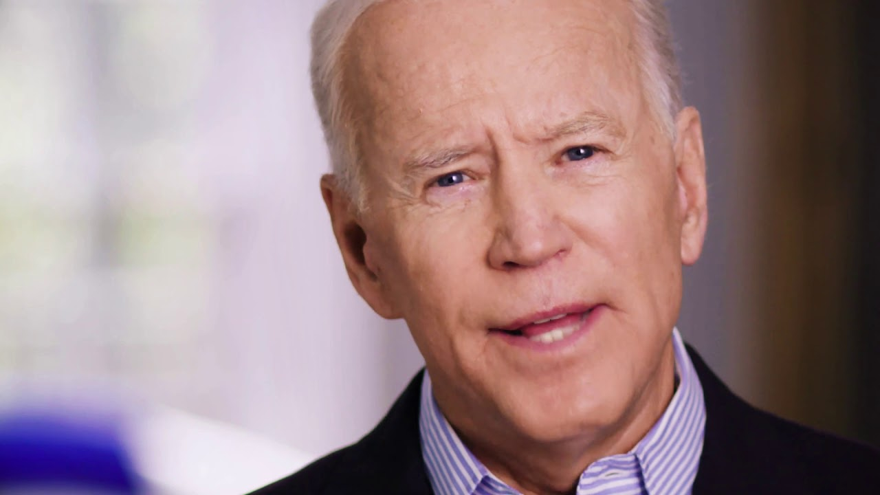 A day after his 2020 launch, Trump is acting like Joe Biden is his real competition for the presidency