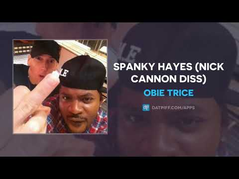 Obie Trice - Spanky Hayes (Nick Cannon Diss)