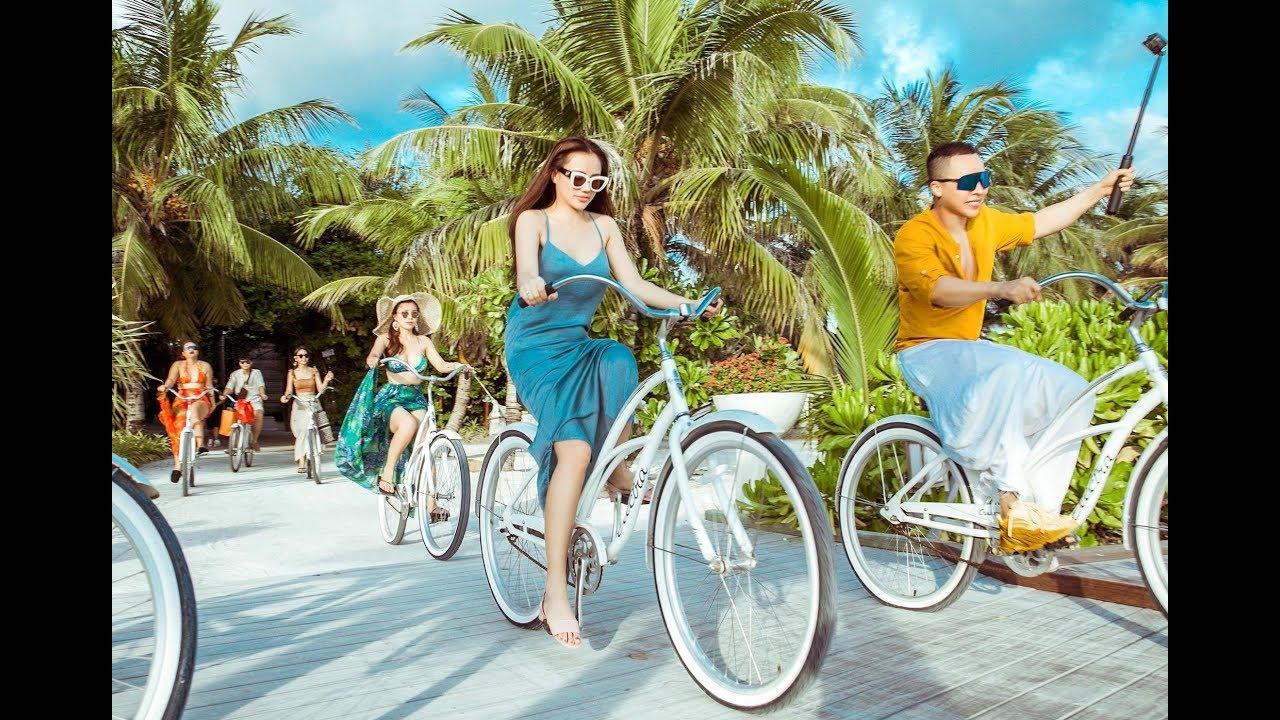 [ Tập 2 ] Chuyến du lịch nửa tỉ tới thiên đường hạ giới Maldives cùng Vũ Khắc Tiệp - Phần 1