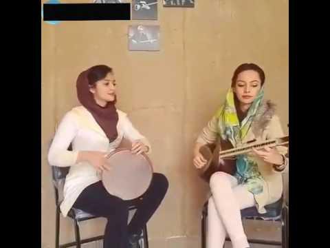 Turkish Girls Playing Tune