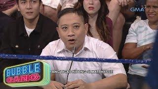Bubble Gang: Cecilio Sasuman, ang ringside reporter