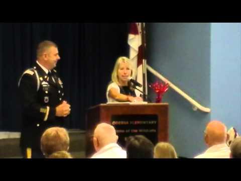 Odessa Elementary School Veterans Day Ceremony