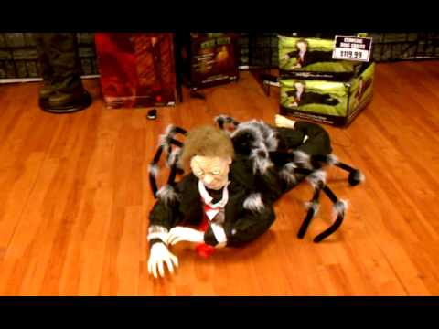 Doug gets violated by giant spider