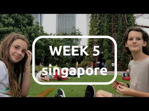 singapore family travel: THINGS YOU DIDN'T KNOW :: WEEK 5