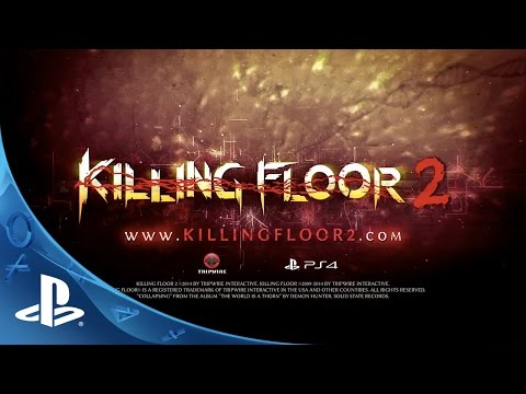 Killing Floor 2 - Announcement Trailer   PS4