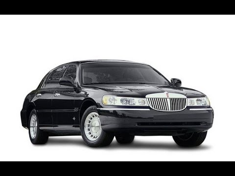 2016 Town Car >> 2016 Lincoln Town Car Youtube