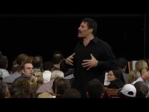 Anthony Robbins - Leadership - Becoming The Leader