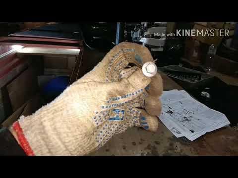 Снятие бампера и установка фаркопа на Лада Веста СВ КРОСС