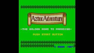Aztec Adventure (SMS, FM): Phantoms' Shadows (Final Stage) music ( Final Fantasy VII / 7 soundfont )