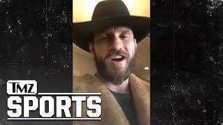 UFC star Donald