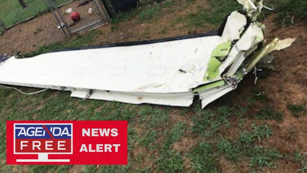 Search for NC Plane After Wings Found - LIVE BREAKING NEWS COVERAGE