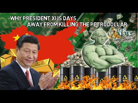 Why President Xi Is Days Away From Killing The Petrodollar