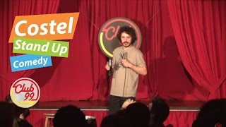 Costel - Anschilopat | Club 99 | Stand-up Comedy