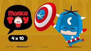 Mônica Toy | Capitoy Ameriquinha (T04E10)